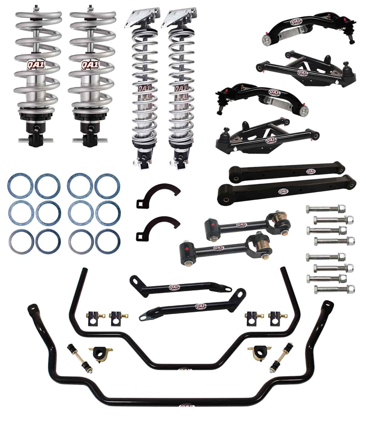 QA1 HK02-GMG2: Handling Kit Level 2 1969-1972 Pontiac