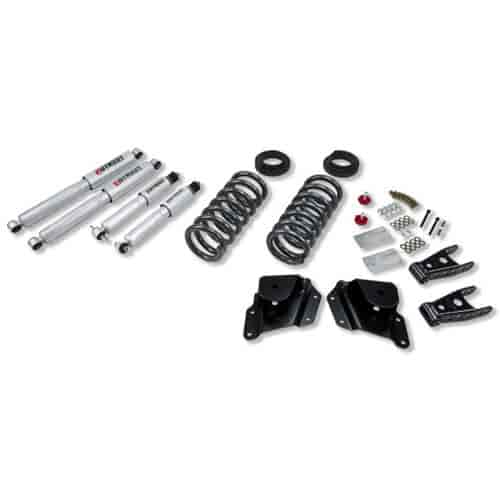 Belltech 663SP: Complete Lowering Kit for 1999-2006 Chevy