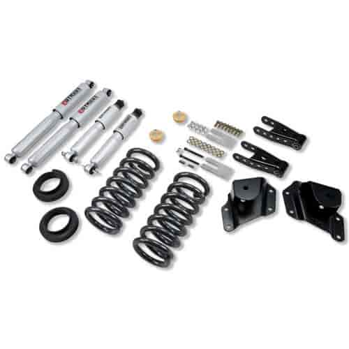 Belltech 664SP: Complete Lowering Kit for 1999-2006 Chevy