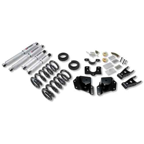 Belltech 670SP: Complete Lowering Kit for 1999-2006 Chevy