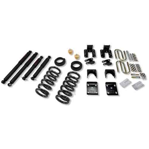 Belltech 673ND: Complete Lowering Kit for 2004-2006 Chevy