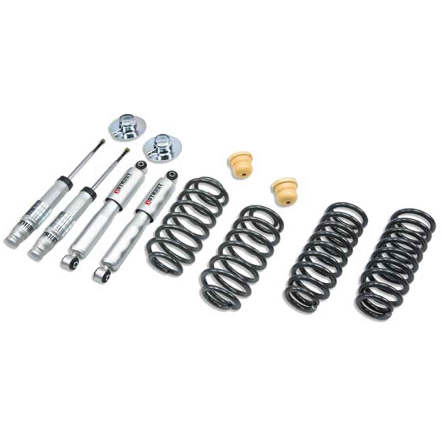 Belltech 795sp Complete Lowering Kit For Chevy