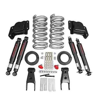 Belltech 951sp Complete Lowering Kit For Chevy