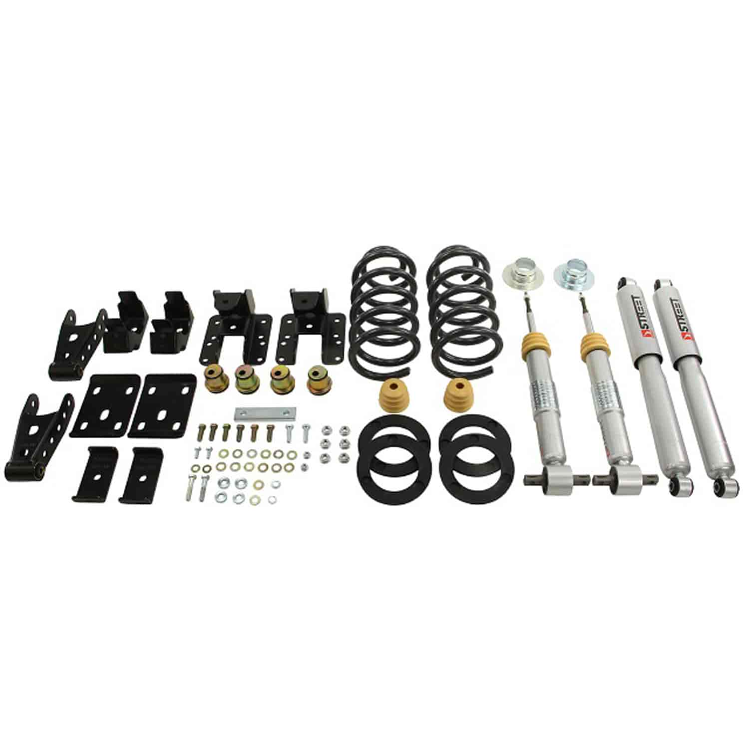 Belltech 987SP: Complete Lowering Kit for 2014-2015 Chevy