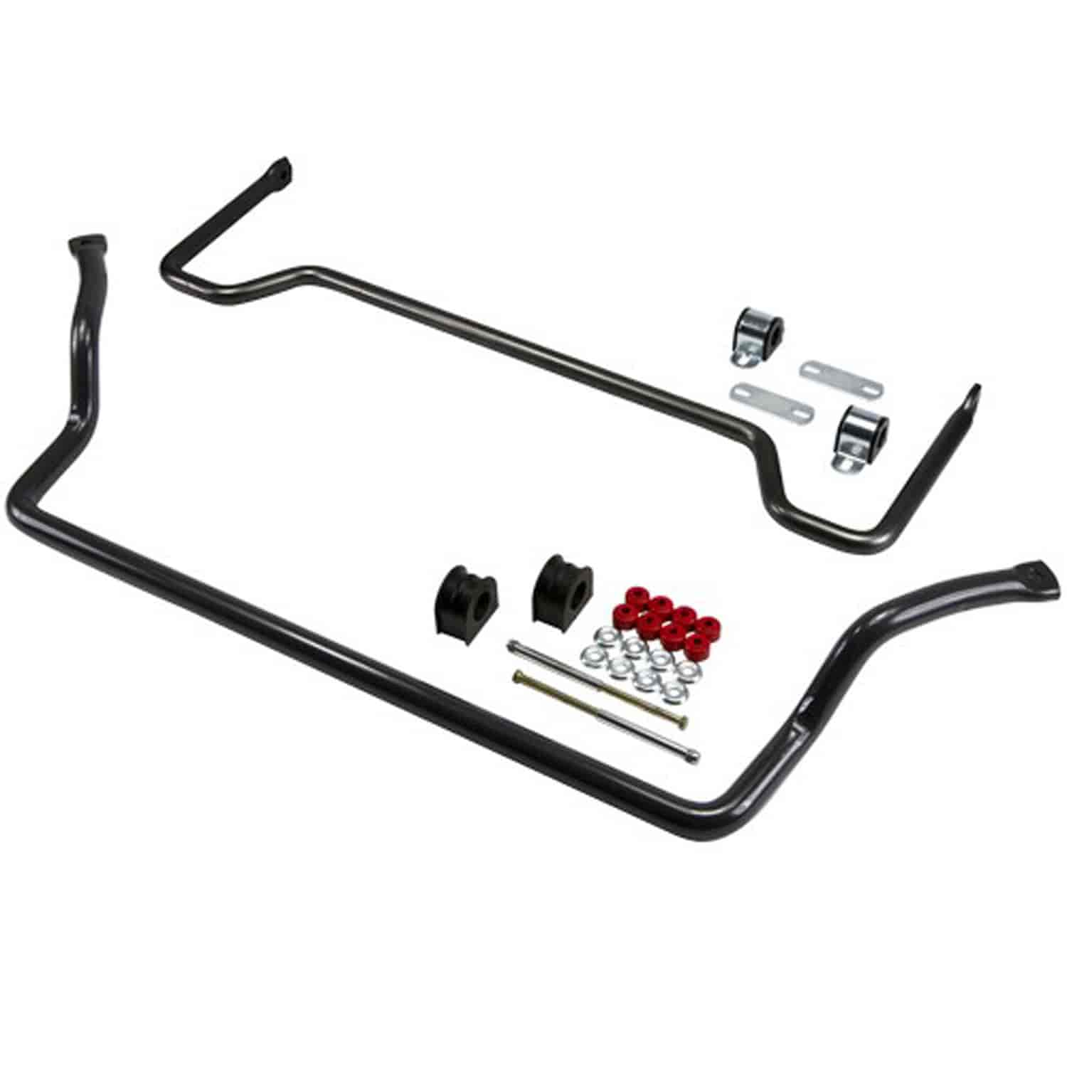 Belltech 9921: Front/Rear Sway Bar Kit for 1997-2002 Ford