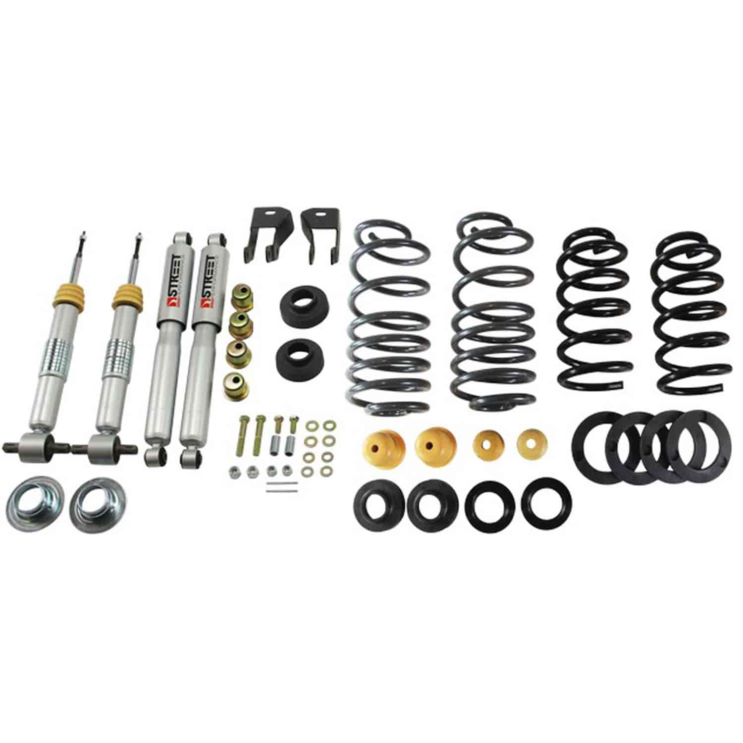 Belltech 998SP: Complete Lowering Kit 2015-Up Chevy
