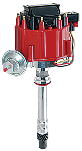 MSD Ignition 8362: Street Fire Chevy V8 GM HEI Distributor