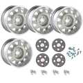 Year one wheels mrd179k year one cast aluminum mopar rallye wheels
