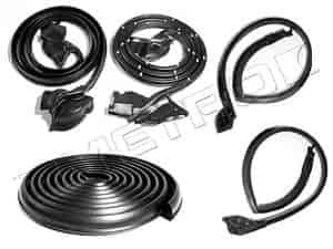 Metro Moulded Parts RKB1900-112: Weatherstrip Basic Kit