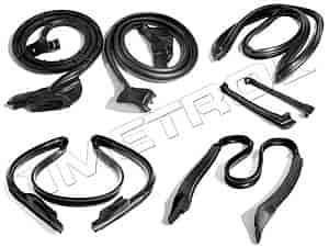 Metro Moulded Parts RKB2000-104: Weatherstrip Basic Kit