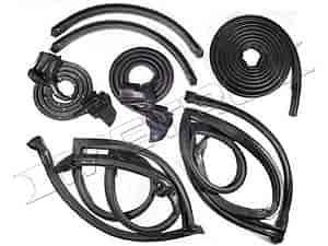 Metro Moulded Parts RKB2001-118: Weatherstrip Basic Kit