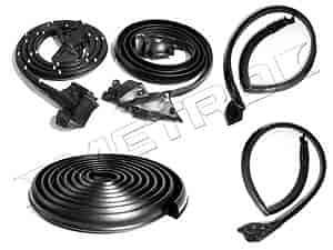 Metro Moulded Parts RKB2003-115: Weatherstrip Basic Kit