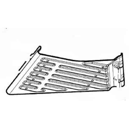 Mopar Accessories 82208712: Transfer Case Skid Plate 2006