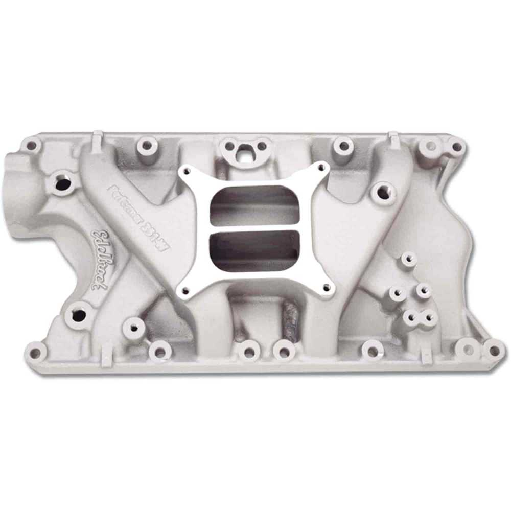 medium resolution of edelbrock performer 351w ford intake manifold