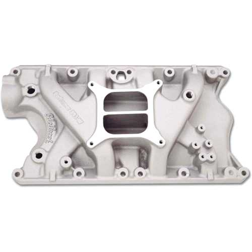 small resolution of edelbrock performer 351w ford intake manifold
