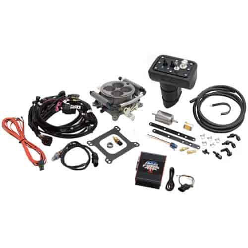 Edelbrock 36679: E-Street 2 EFI System With Universal Sump