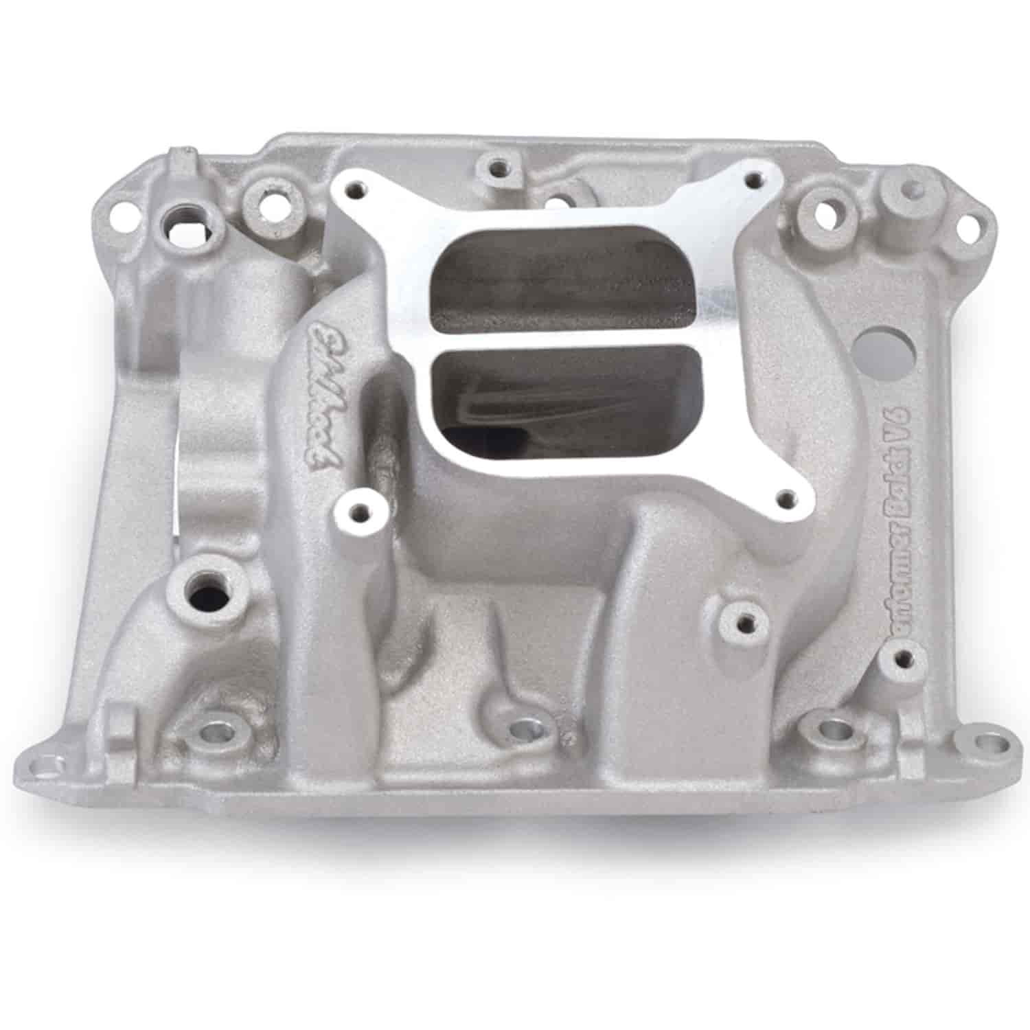 hight resolution of edelbrock performer buick v6 intake manifold