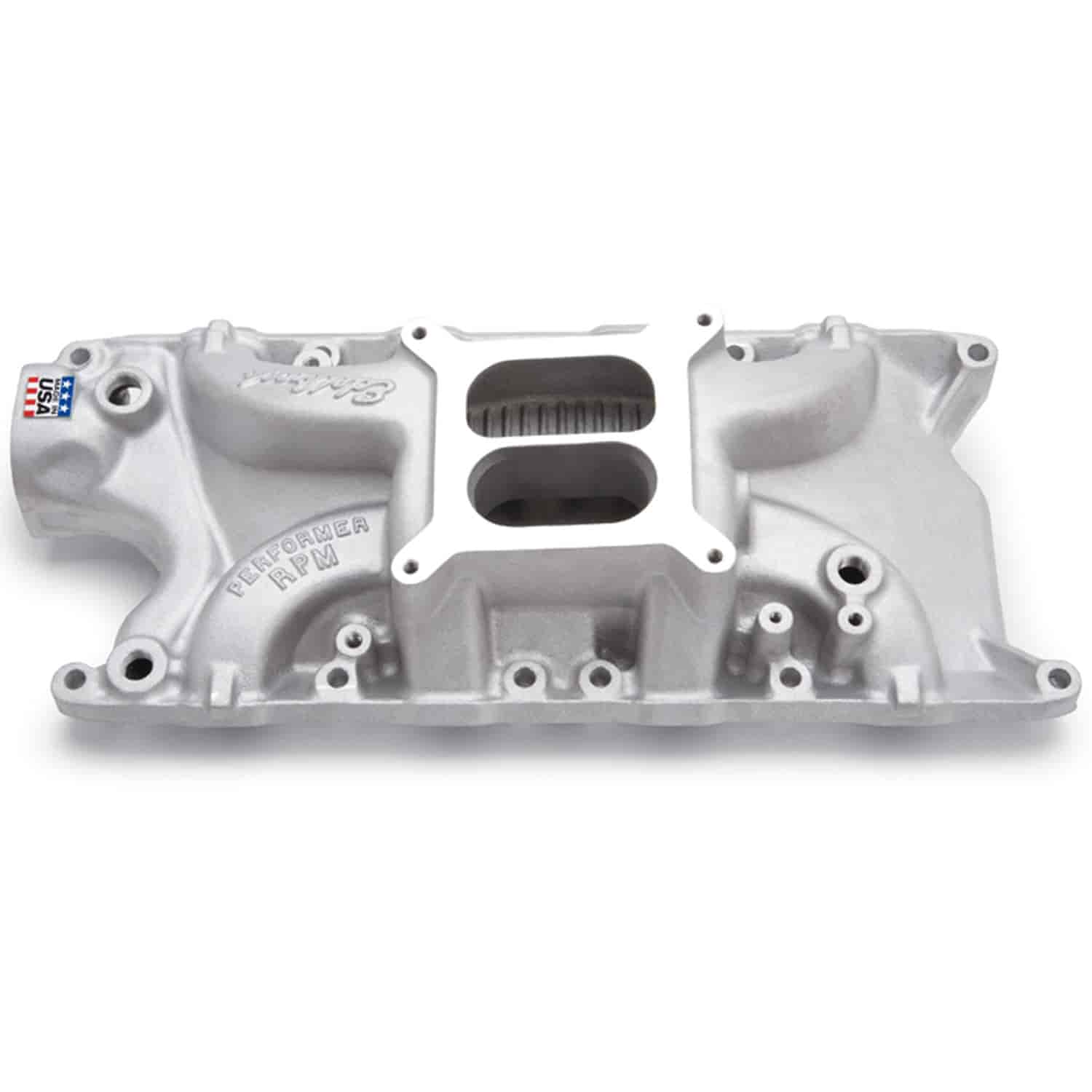 hight resolution of edelbrock 7121 performer rpm 302 intake manifold sb ford 260 302ci1988 f350 5 8l intake manifold