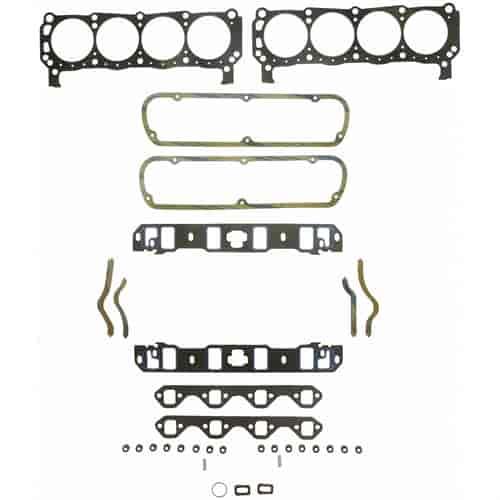 Fel-Pro 17261: MARINE HEAD SET; COM V8 302CI 5.0L Bore 4.0000; FOM V8 302CI 5.0L Bore 4.0000