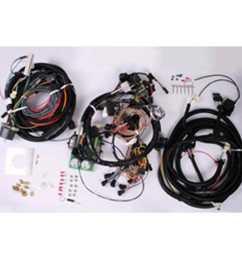 omix ada centech heavy duty wiring harness 1976 1986 jeep cj by omix [ 1500 x 1500 Pixel ]