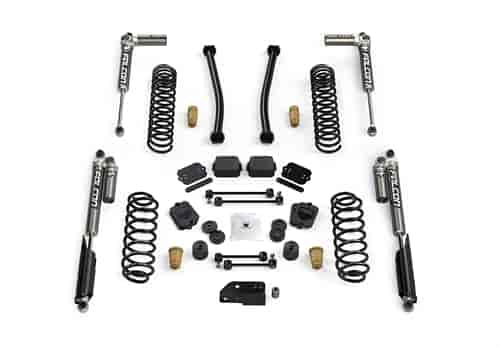 TeraFlex 1512031: 2.5 In. Sport ST2 Suspension System with