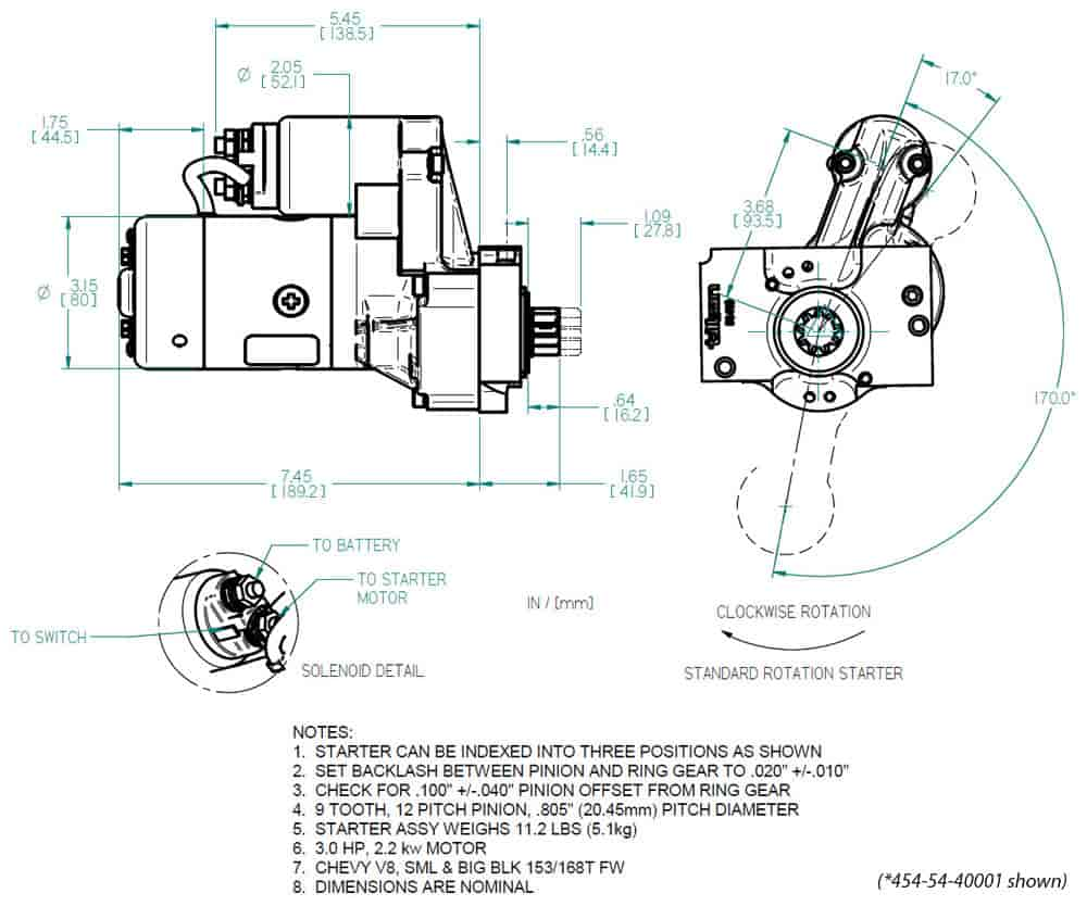 [DIAGRAM] Ford 460 Torque Mini Starter Wiring Diagram FULL