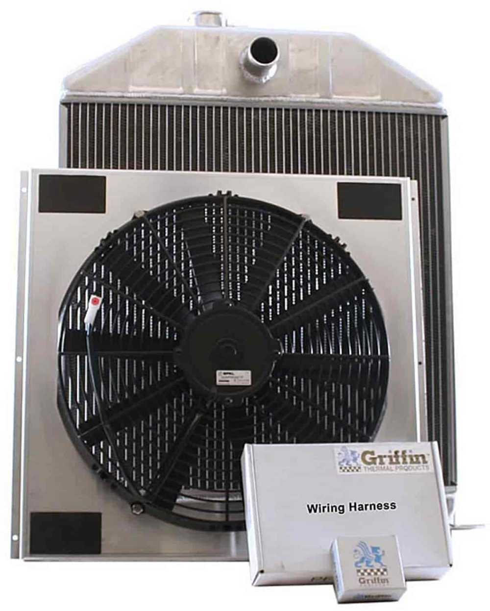 medium resolution of griffin radiators cu 70099