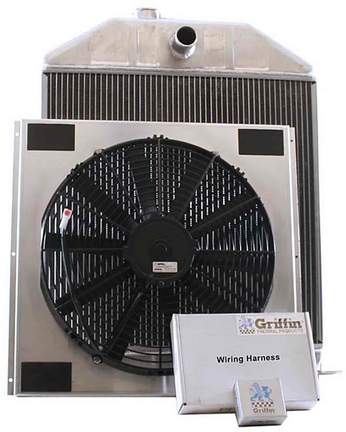 hight resolution of griffin radiators cu 70099