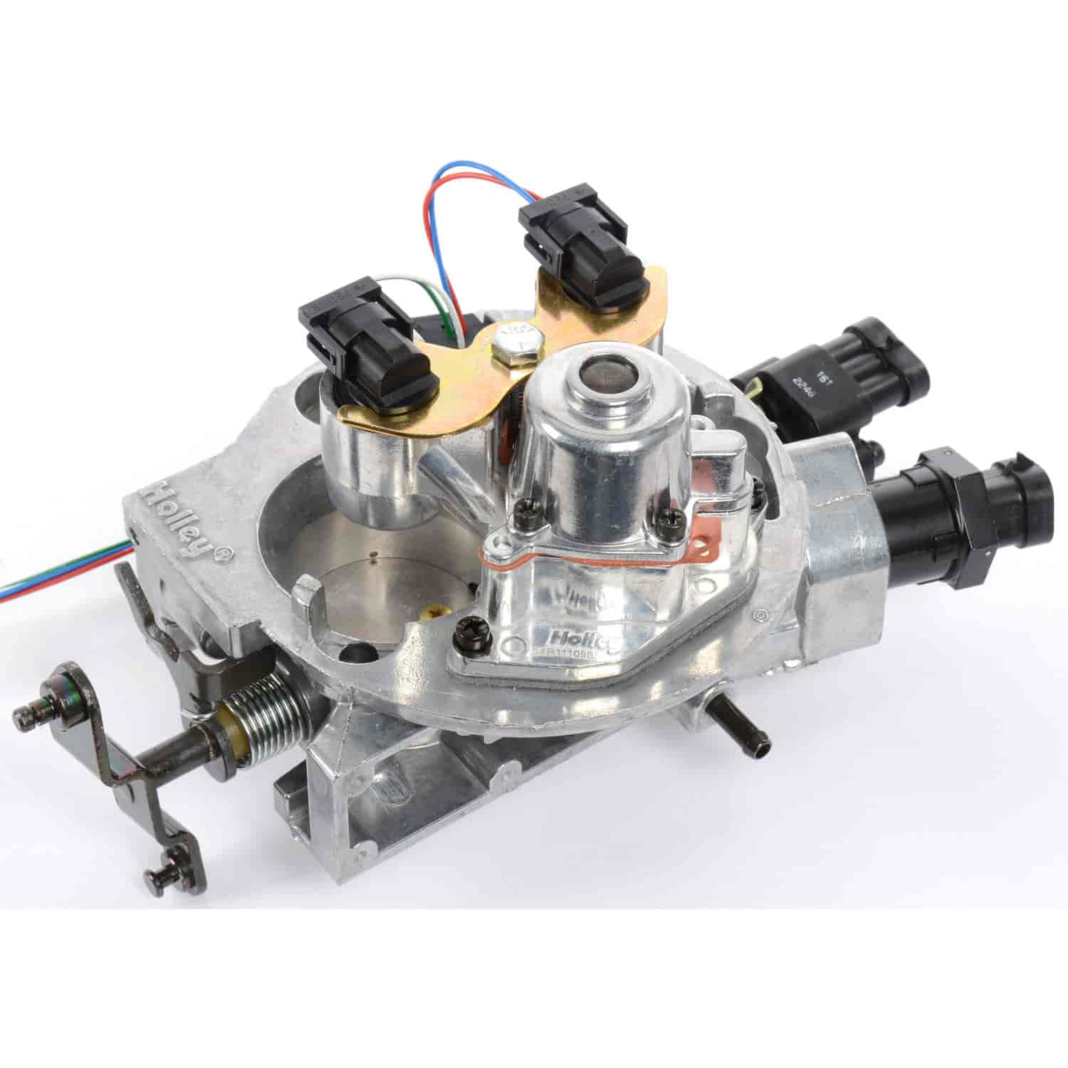 hight resolution of holley 502 6 replacement 670 cfm tbi 1987 89 gm 5 7l v8 truck jegs carb to tbi wiring harness kit