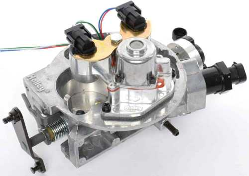 small resolution of holley 502 9 replacement 670 cfm tbi 1990 95 gm 5 7l v8 truck jegs tbi wiring harness 94 95 chevy