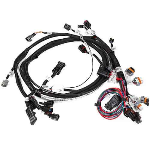 Holley 558-106: Main EFI Wiring Harness Early Model HEMI