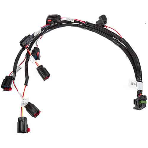 Holley 558-310: HEMI Coil Adapter Harness Early Model Coil