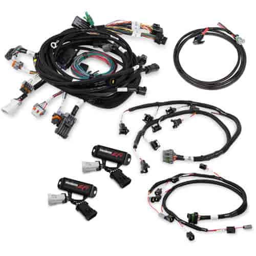 Holley 558-505: EFI Harness Kit 1999-2004 Ford Modular 2