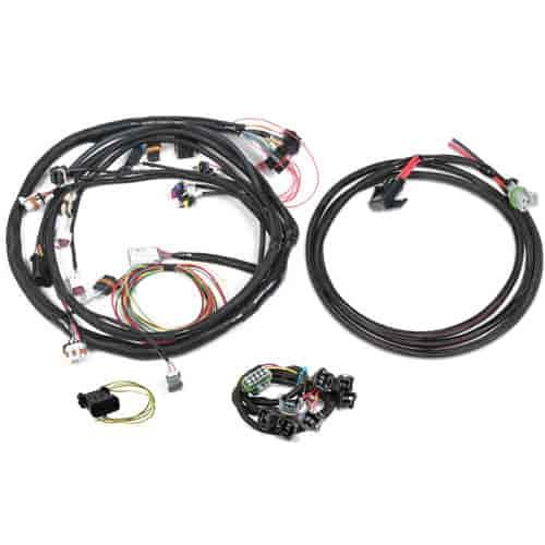 Holley 558-508: Harness Kit Universal Ford V8, Bosch