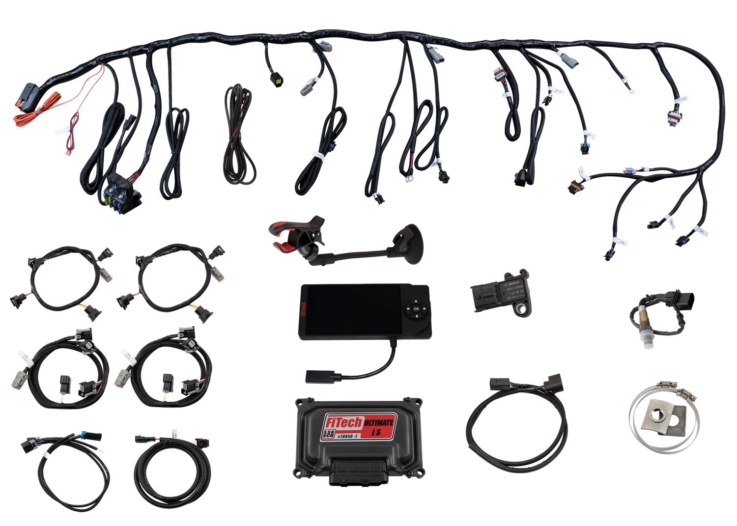 Fitech Ultimate Ls Induction System Standalone Ecu
