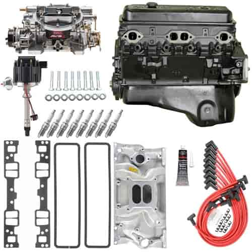 Gm Goodwrench 350ci 195 Hp Chevy Crate Engine Chevrolet: Jegs Crate Motor Reviews