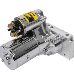 jegs performance products 10020 hitachi style mini starter for jegs 10020 gm mini starter wiring  [ 1500 x 1500 Pixel ]