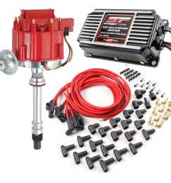 jegs performance products 40005k2 jegs hei street spark distributor jegs performance products 40609 hei wiring harness replaces harness [ 1500 x 1500 Pixel ]