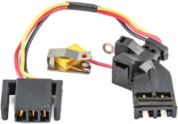 Hei Distributor Wiring Harness - Year of Clean Water on