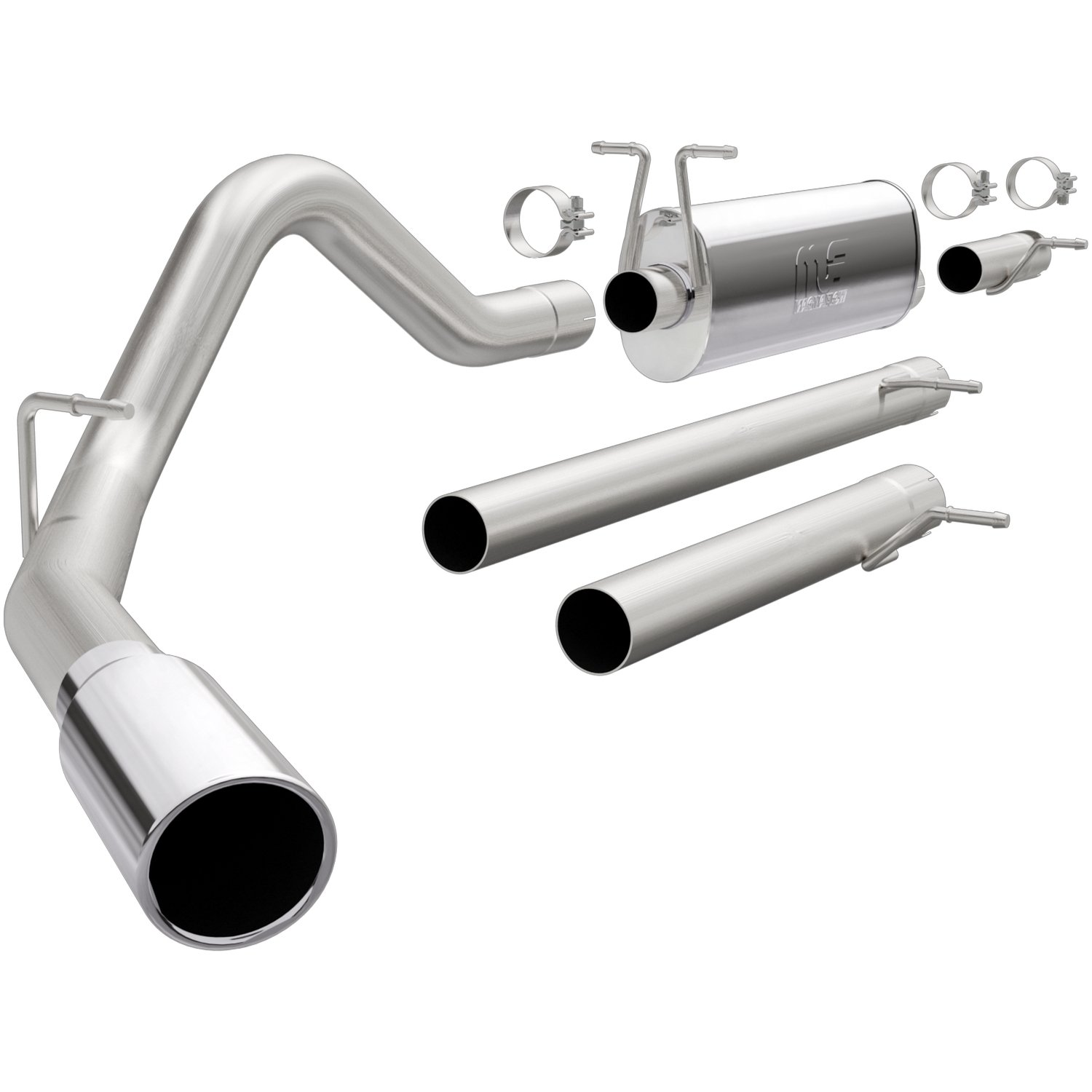 Magnaflow 15869: MF Series Cat-Back Exhaust System 1999