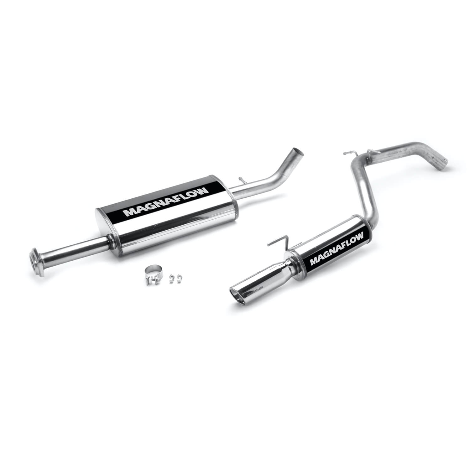 Magnaflow 16665: MF Series Cat-Back Exhaust System 2006