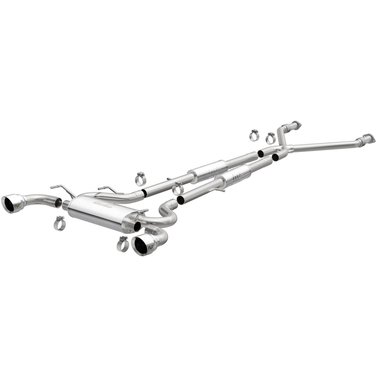 Magnaflow 16820: Street Series Cat-Back Exhaust System