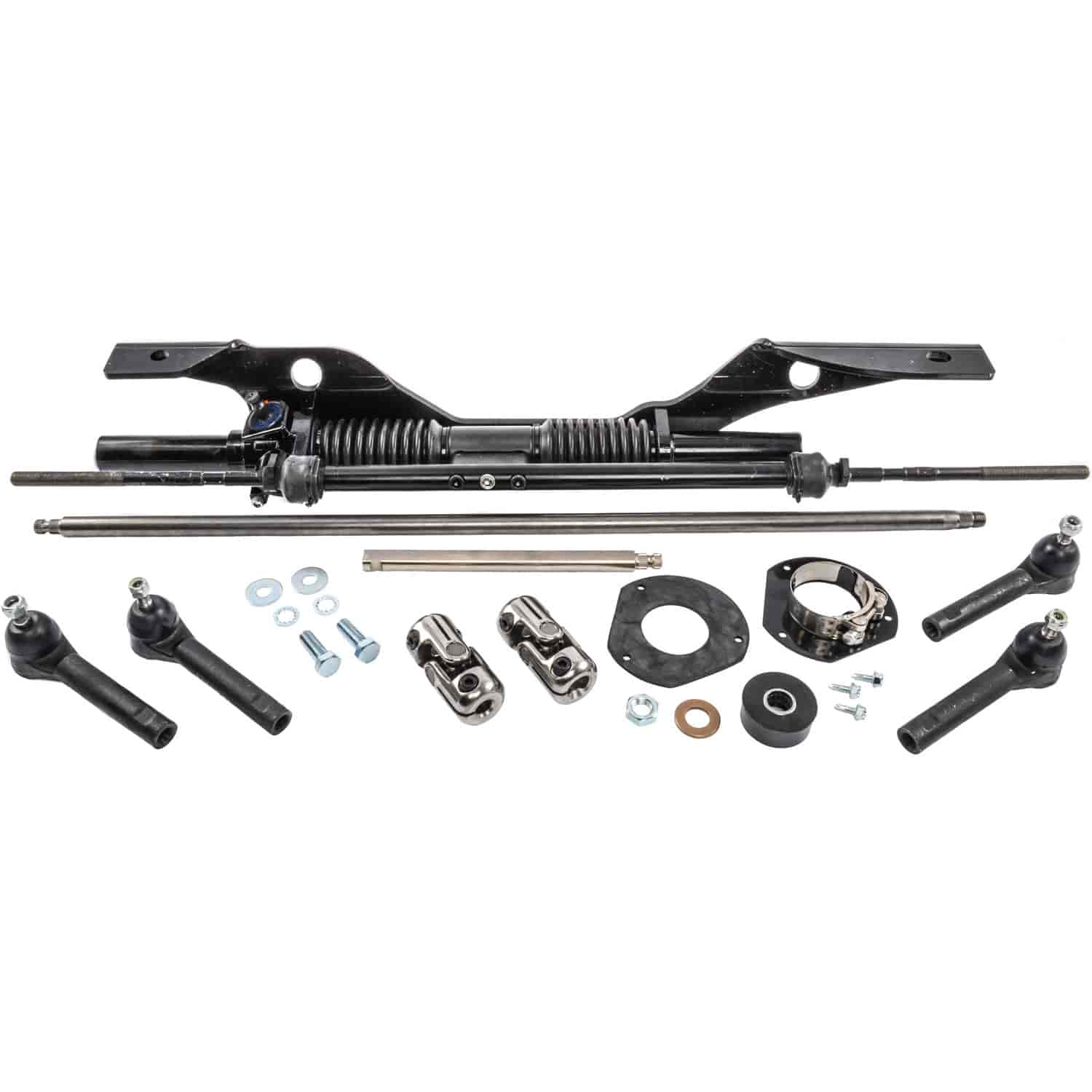 Unisteer 8001110-01: Manual Rack and Pinion Kit 1965-1966