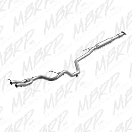 MBRP S4700304: Pro Series Exhaust System 2013-16 for
