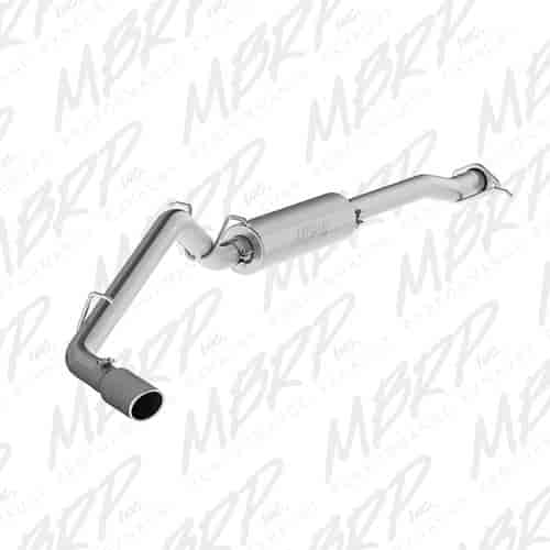 MBRP S5088AL Installer Series Exhaust System 2015-16 Chevy