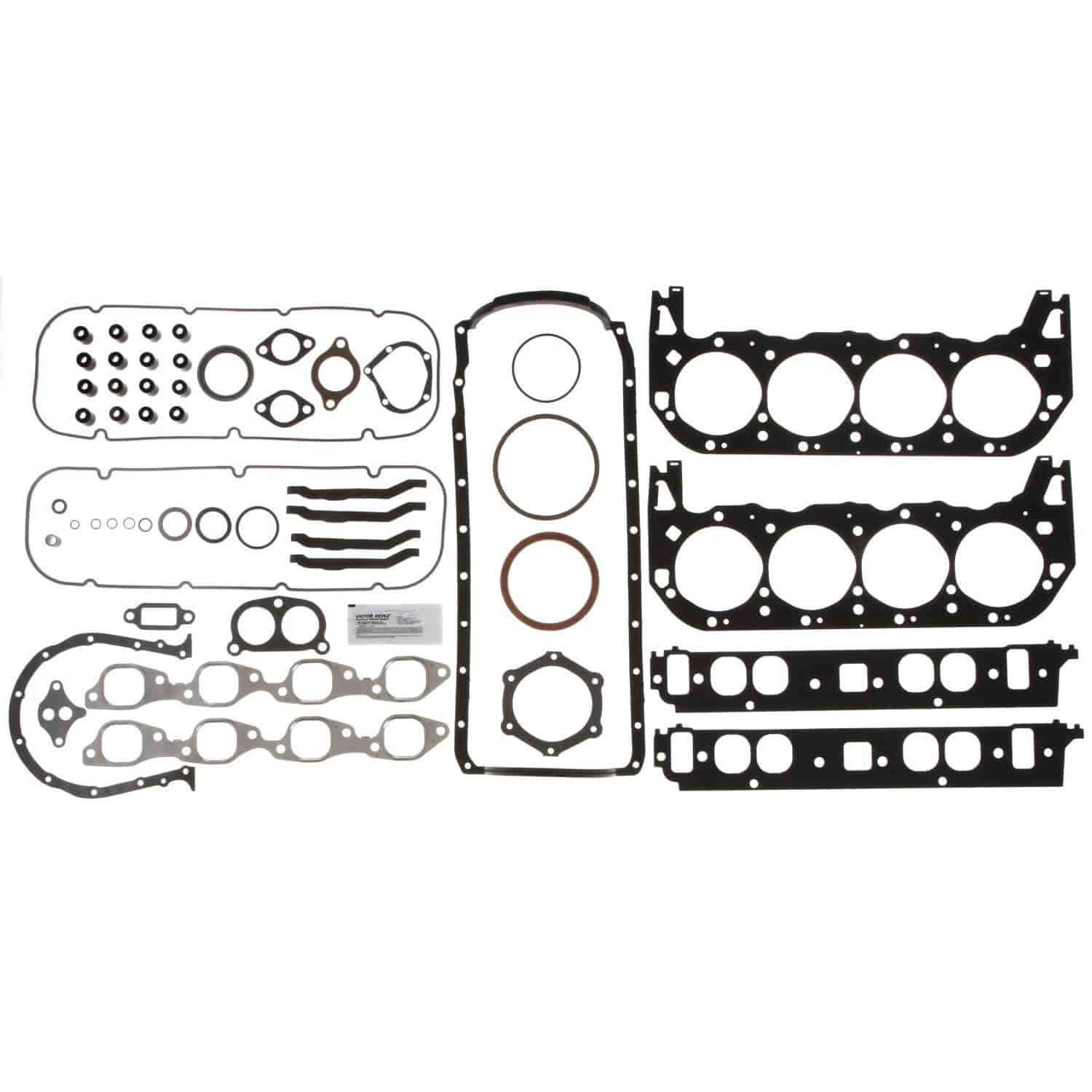 Clevite Mahle Engine Kit Gasket Set Big