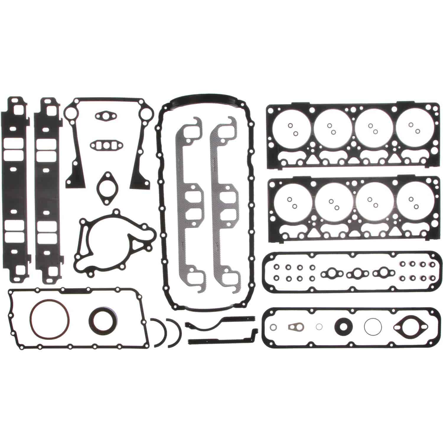 Clevite Mahle Engine Kit Gasket Set