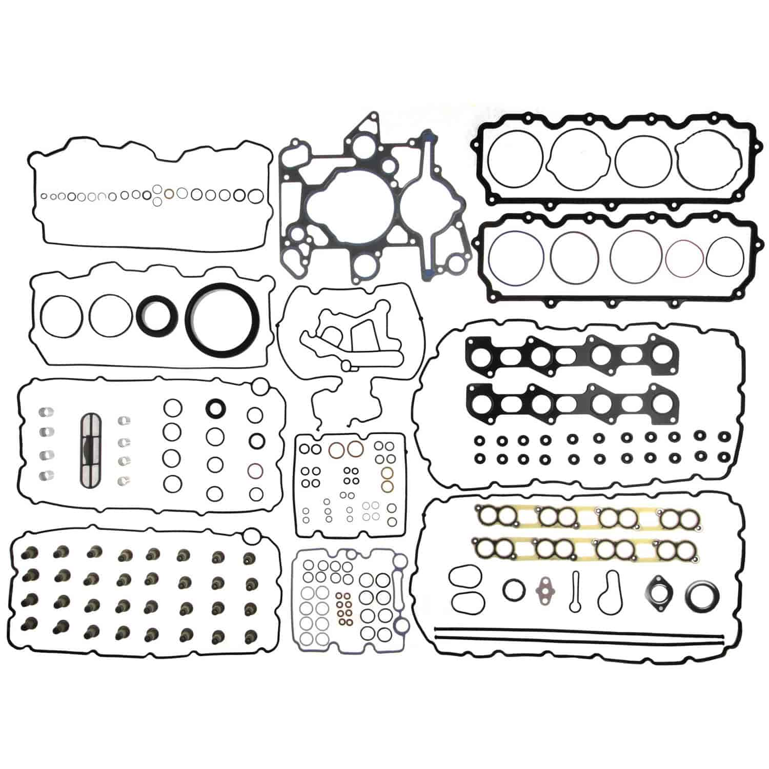 Clevite Mahle Engine Kit Gasket Set Ford