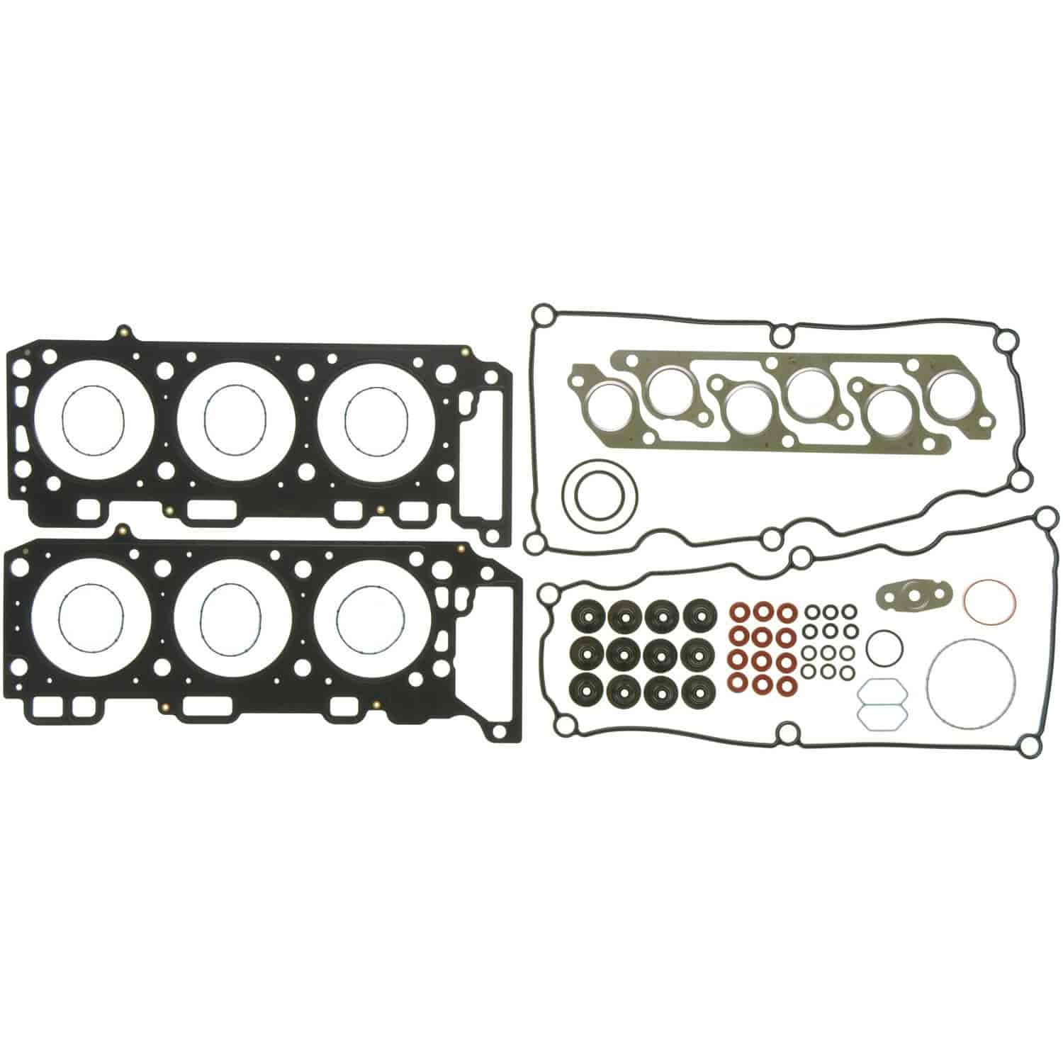 Clevite Mahle Hs F Head Gasket Set Ford