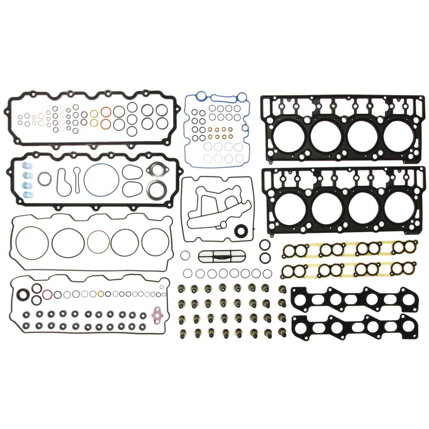 Clevite Mahle Hs Head Gasket Set Ford